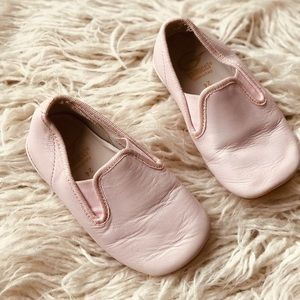 Gallucci leather slippers size EUR24 ~US8